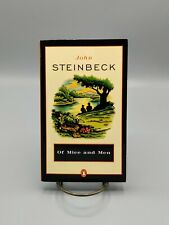 Of Mice and Men by John Steinbeck (Penguin Books Paperback • 1993)