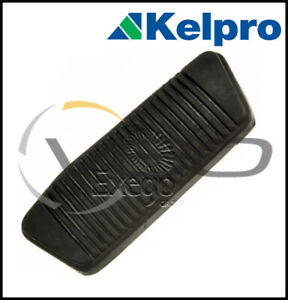 FORD FAIRLANE ZF 4/72-11/73 KELPRO BRAKE PEDAL PAD (AUTO ONLY)