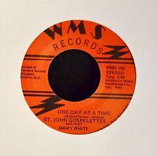 HEAR MP3 BLACK GOSPEL St. John Gospelettes WMS 105 One Day At A Time