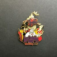 WDW - Thanksgiving 2004 - The Villains Jafar, Ursula & Gaston Disney Pin 34484