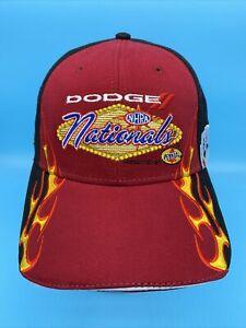 Dodge NHRA Nationals Las Vegas Event Exclusive Stitched Adjustable Cap / Hat