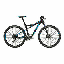 Cannondale C24516M1004 Scalpel-Si 5 29in. Cross Country Bike 2017/2018 - Black/Blue