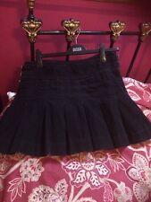 Polo Jeans Company Ralph Lauren Cord Mini Skirt VGC