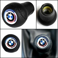 BMW Motorsport Heritage Leather Gear Shift Knob Screw On E10 E12 E9 E3 2002 1802