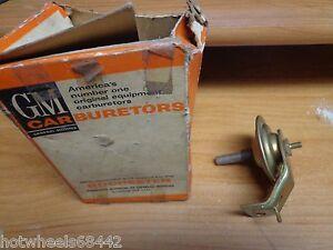 NOS GM 1961-1962-1963 Oldsmobile F-85 Cutlass Rochester 2GC Carburetor Dashpot