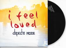 DEPECHE MODE - I feel loved CD SINGLE 2TR Benelux Cardsleeve (PIAS) 2001 RARE!