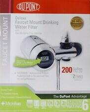 FM350XCH DUPONT Deluxe Faucet Mount Filter System