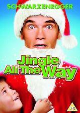 Jingle All The Way DVD Christmas Comedy Arnold Schwarzenegger