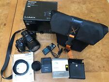 Panasonic LUMIX FZ1000 4K QFHD/HD 16x Zoom Digital Camera With Accessories