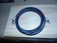Drake PTO / INJ cables for R4C / T4XC . Drake twins ,ham radio ,hf