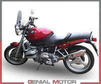 Auspuff Schalldampfer GPR TRIOVAL Genehmigt BMW R 1100 R 1994 > 2002