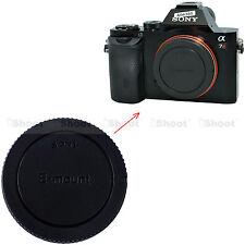Camera Body Cover Cap for Sony a7RII a7II a7R a7S a7, a6000 a5100 a5000 a3000
