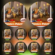 10x Painter Pallete ### Coin Master Cards (Fastest Delivery)