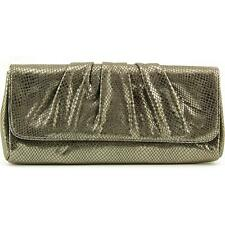 Lauren Merkin Caroline Evening Bag Women Silver Evening Bag NWOT
