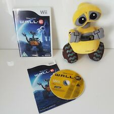 WALL-E (Wii Game) PLUS official DISNEY WallE Plush Toy