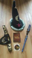 Great Wolf Lodge MagiQuest Magic Wand, Belt & Hat