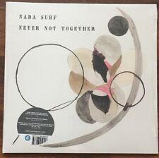 Nada Surf - Never Not Together LP [Vinyl New] Ltd Indie Ex Gray Gate Album +mp3