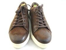 "New Allen Edmonds ""Canal Court"" Sneakers 10-Right 10.5-Left D  Brown Suede (848)"