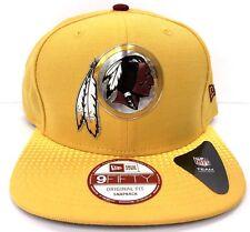 Washington Redskins Authentic NFL New Era Draft Redux Snapback 9FIFTY Cap Hat