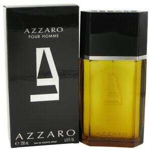 PARFUM AZZARO HOMME EAU DE TOILETTE SPRAY  200ml Neuf et sous blister