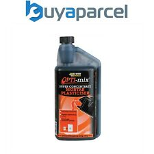 Everbuild Evboptimix1 Opti-mix Mortier Plastifiant 1 Litre