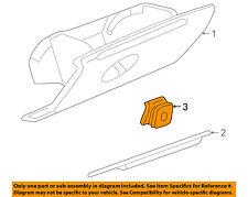 Buick GM OEM 97-04 Regal-Glove ompartment Box Lock 10281138