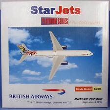 NEW STAR JETS BRITISH AIRWAYS BOEING 757-200 1:200 SCALE NIB REG. G-CPEL RARE