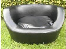 Cuccia divano letto  Cuccetta in ecopelle Per Cani e Gatto L 66 cm
