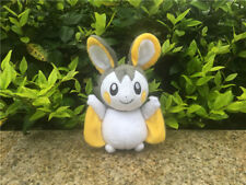 "TOMY Pokemon Plush Stuffed Doll 7"" Emolga Toy Figure"