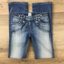 Sass & Bide Women's Jeans Boot Cut Size 27 Actual W28 L32 (AX4)