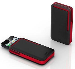 DOSH - SYNCRO Torque compact men's designer iPhone 5/5S wallet / case / sleeve