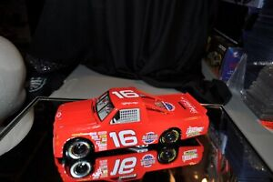 ACTION RCCA BANK 1/24 #16 ACTION DEI RON HORNADAY JR 1995 CHEVY SUPER TRUCK