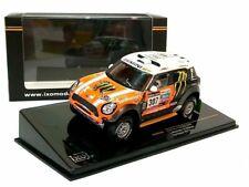 Rally Car,Mini All 4 Racing #307 Dakar13 Movitskly 1/43