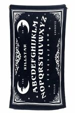 Killstar Spiritus Ouija Spirit Board Gothic Occult Punk Beach Towel KSRA000969