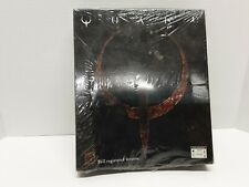 Quake - Original Big Box for the PC - Fully Registered Version - New and Sealed