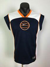 Nike Hoops Boys Youth Basketball Training Jersey Singlet Size Xl