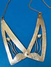 Lovely ANN ALLEN Goddess Series Sterling Silver Freshwater Pearl Necklace