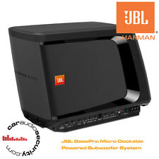 """JBL BassPro Micro 8""""(200mm) Dockable Powered Subwoofer System 140W"""