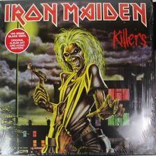 Iron Maiden Killers LP 2014 w/ Shrink 180g Sticker Vinyl NM/NM