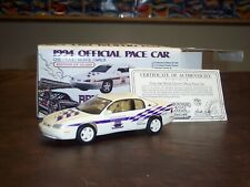 AMT- ERTL- 1/25-1994 MONTE CARLO-OFFICIAL PACE CAR -DEALER PROMO-ADULT DISPLAYED