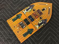 Williams Fish Tales Pinball Machine Boat Ramp Mini Upper Playfield 36-50005-1