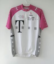 Vintage NALINI T-Mobile Team Telekom CYCLING SHIRT TRIKOT JERSEY BIKE RAD MTB 6