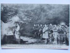 04E6 CPA TARJETA POSTAL 14/18 - LA MASA DE MINUIT EN EL FUERTE DOUAUMONT EN 1916