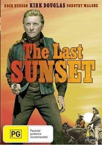 The Last Sunset DVD Free Post