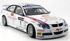 BMW 320 SI TEAM UK #1 WTCC PRIAULX 2007 AUTOART 80746 1/18 SERIES 3 RACING E46