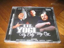 Chicano Rap CD Lil Yogi - My Only Way Out - Sicc 2 Sicc Casual Lyrical LBOY