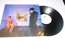 SAMMY HAGAR - Standing Hampton - 1981 UK 10-track Geffen label vinyl LP