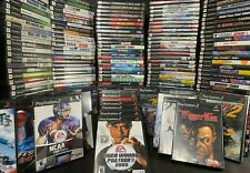 💥Ps2 Games Huge Lot You Pick Em Playstation 2 Cleaned And Tested. Free Shipping