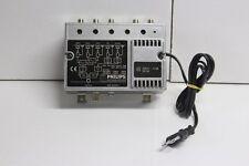 NEUF : Amplicateur antenne TV UHF VHF 5 entrées - PHILIPS AMP9202/011