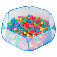 Portable Kids Child Ball Pit Pool Play Tent for Baby Indoor Outdoor Game Toy